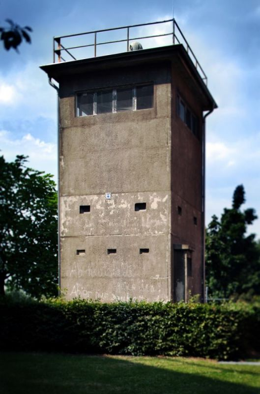 Command-Post-Tower-of-WT-1-Type-Kieler-Eck-Km-16-Mitte